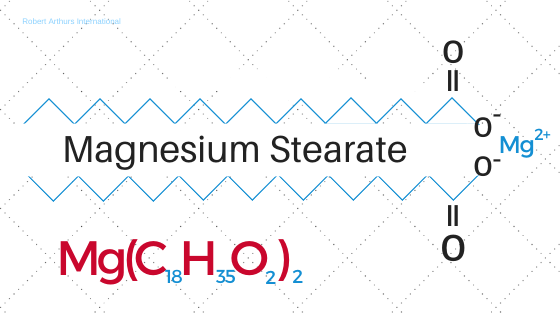 Magnesium Stearate Chemical Formula