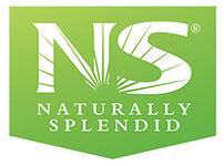 Naturally Splendid Logo