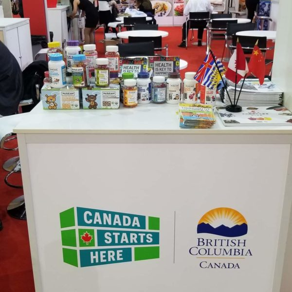 Canadian Trade Booth