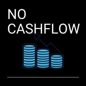No Cashflow in Business